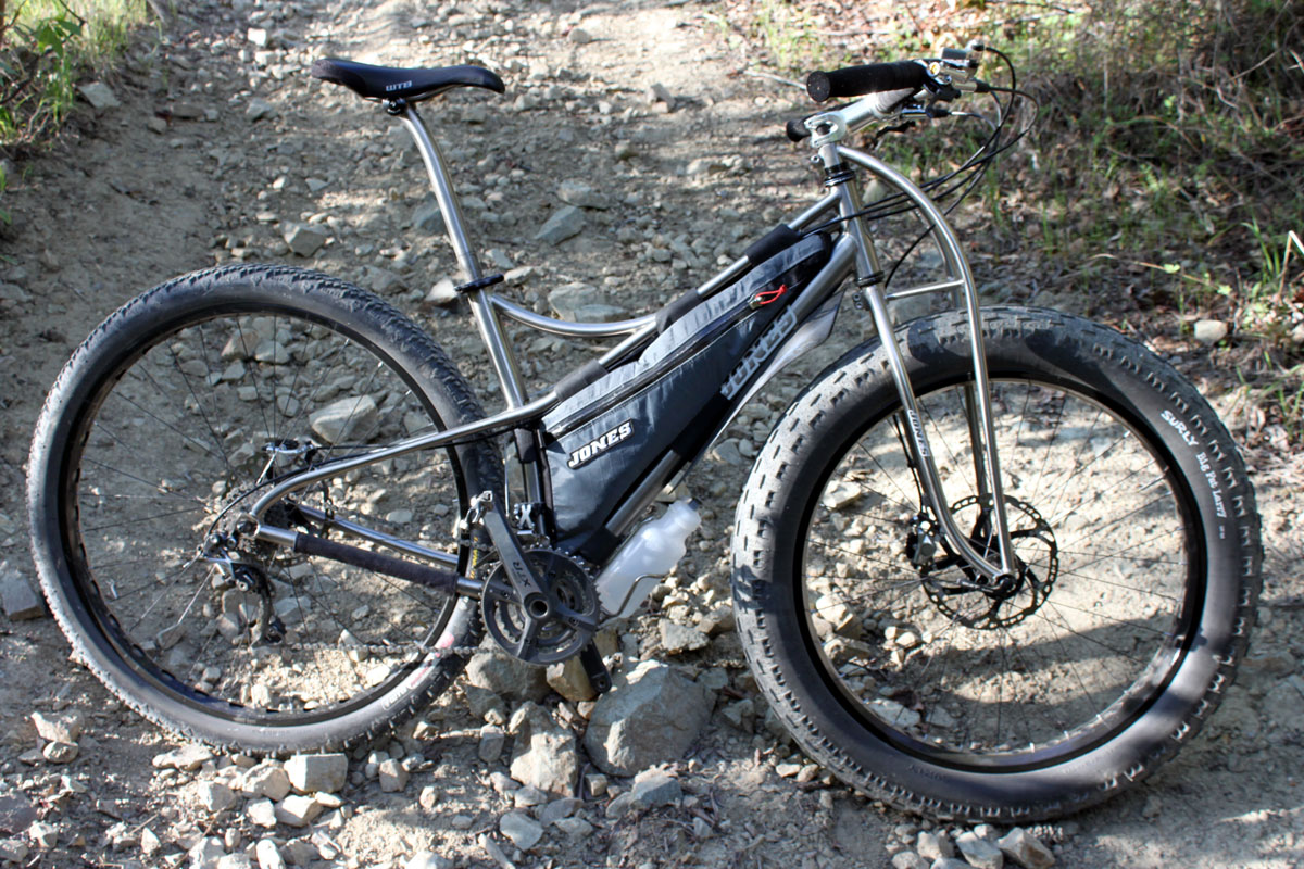 my ti bike