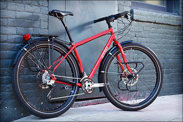 Jones Bikes Jones As A City And Touring Bike
