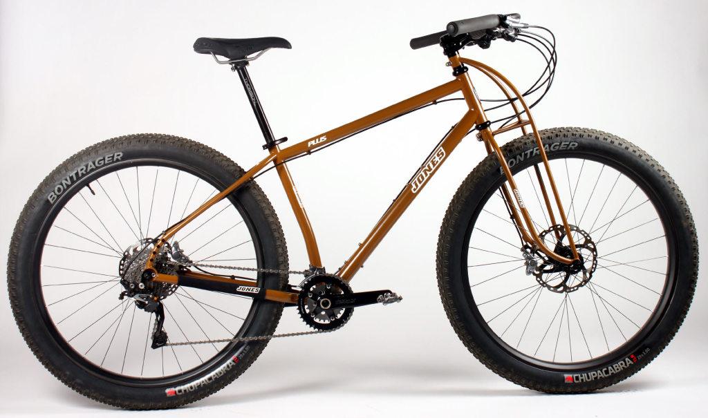 "Full 24"" plus bike"