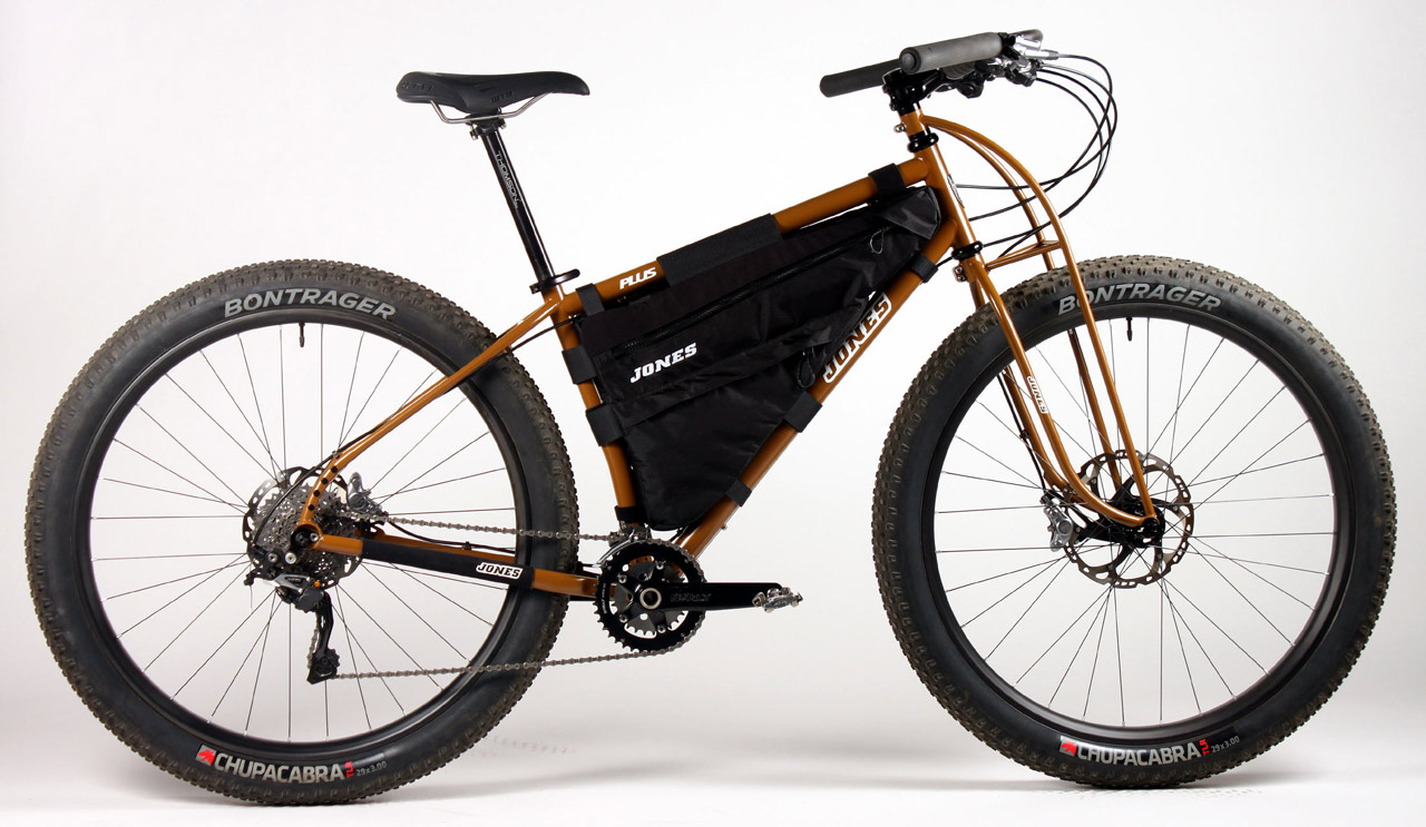 """The new 24"""" Plus with matching frame pack"""