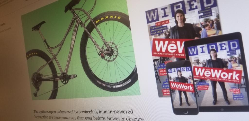 Jones Bikes Blog – Jones Bikes in Wired